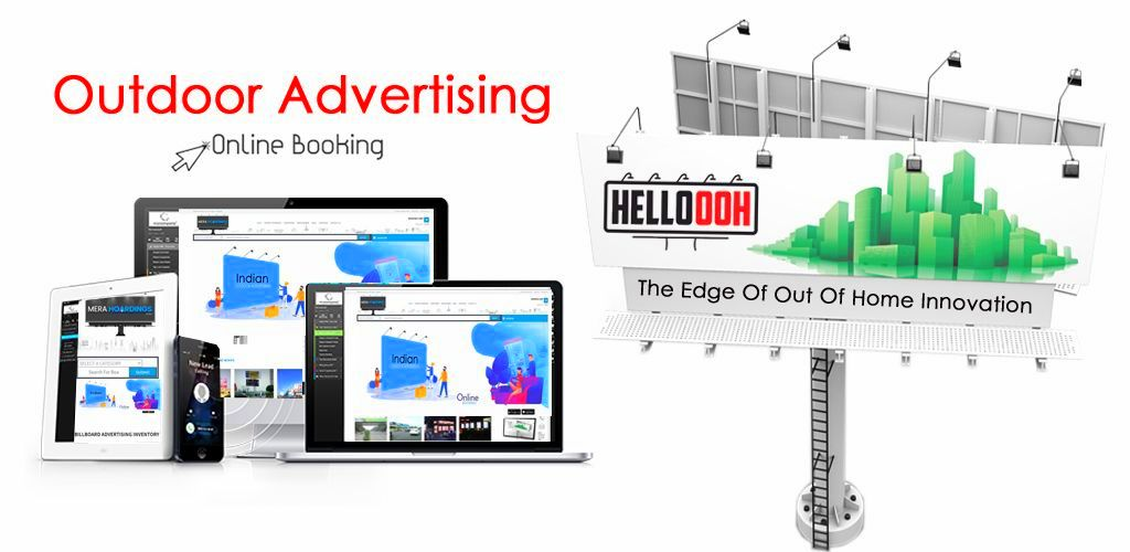 out of home advertising, outdoor advertising online, out of home media, billboard advertising online, hoarding advertising online