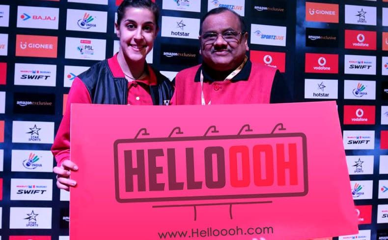 hello ooh, ooh, outdoor advertising, out of home out of home advertising, carolina marin